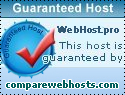 guarunteed web host
